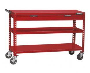 Teng TR135 1339mm Wide Mobile Work Trolley